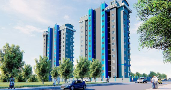 Alanya apartment exodus hill 23